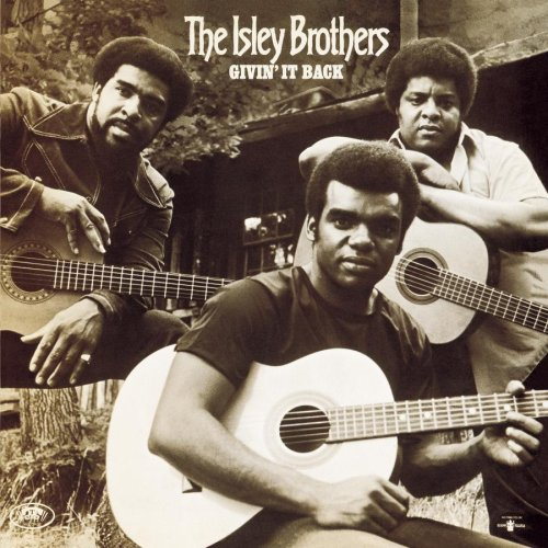 The Isley Brothers Love The One You're With cover art