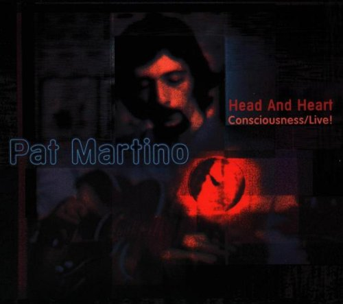 Pat Martino Both Sides Now cover art