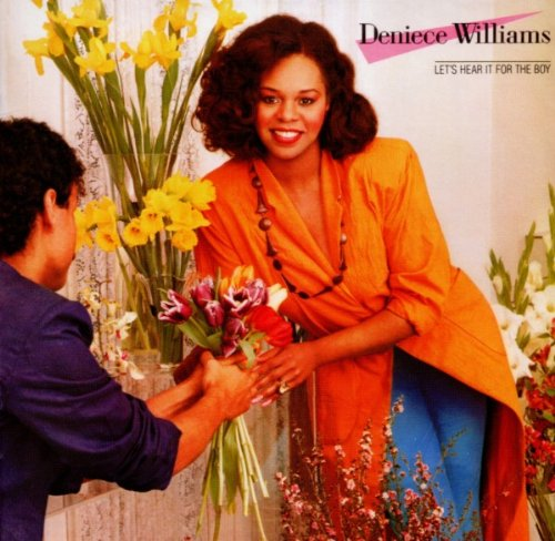 Deniece Williams Let's Hear It For The Boy cover art