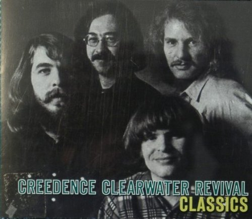 Creedence Clearwater Revival I Put A Spell On You cover art