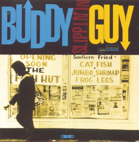 Buddy Guy Man Of Many Words cover art