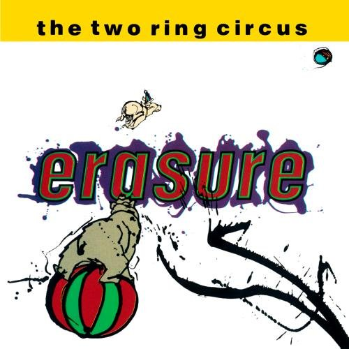 Erasure Victim Of Love cover art