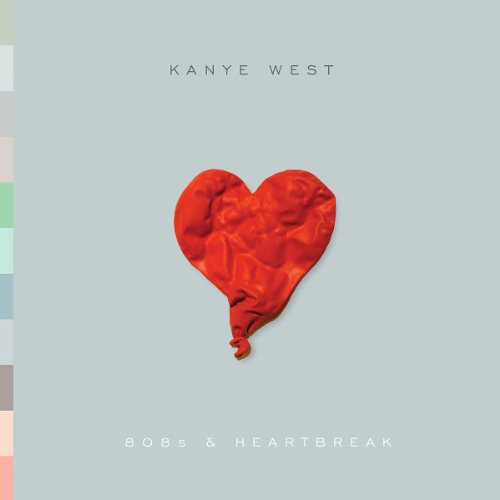 Kanye West Heartless cover art