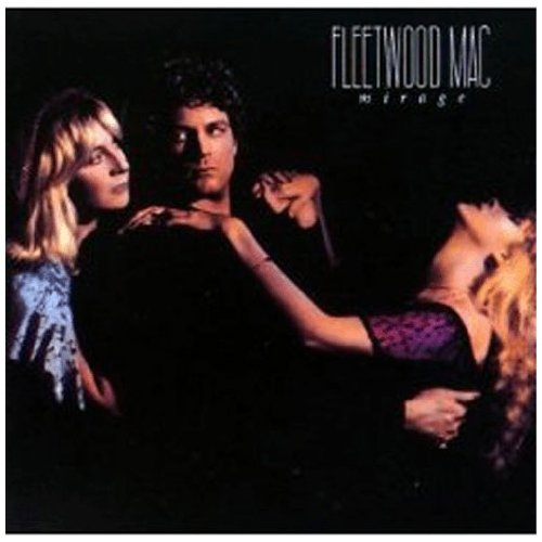 Fleetwood Mac Hold Me cover art
