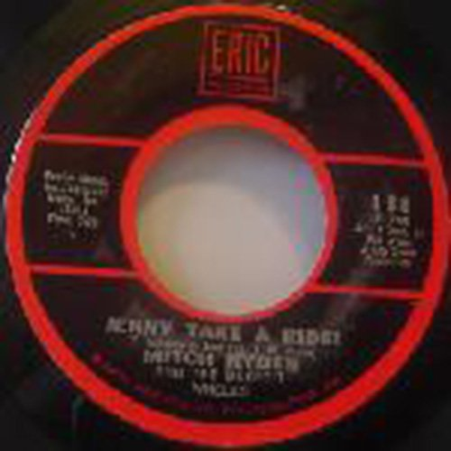 Mitch Ryder & The Detroit Wheels Jenny Take A Ride cover art