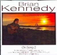Brian Kennedy Carrickfergus cover art