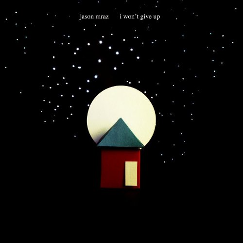 Jason Mraz I Won't Give Up cover art
