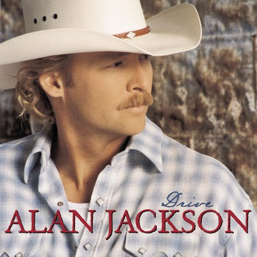 Alan Jackson Once In A Lifetime Love cover art