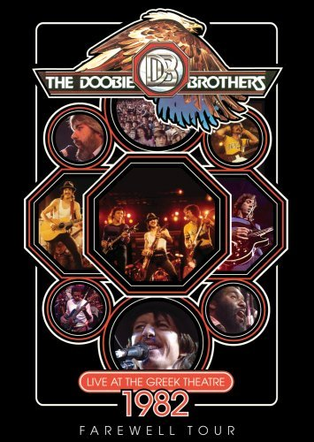 The Doobie Brothers China Grove cover art