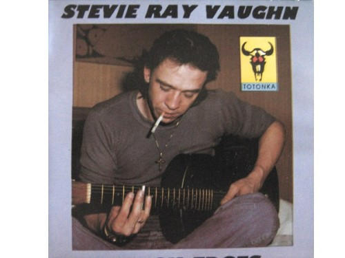 Collins Shuffle sheet music by Stevie Ray Vaughan