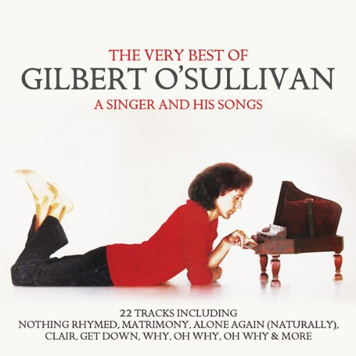 Gilbert O'Sullivan All They Wanted To Say cover art