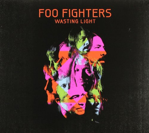 Foo Fighters White Limo cover art