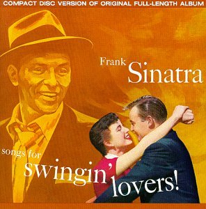 Frank Sinatra Swingin' Down The Lane cover art