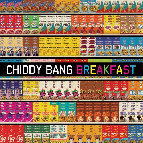 Chiddy Bang Ray Charles cover art
