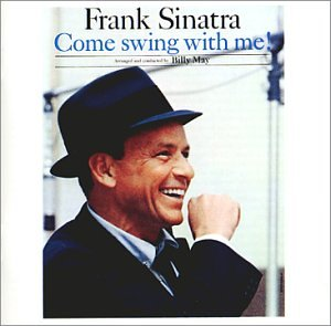 Frank Sinatra On The Sunny Side Of The Street cover art