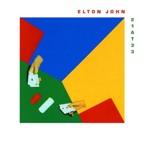 Elton John Little Jeannie cover art