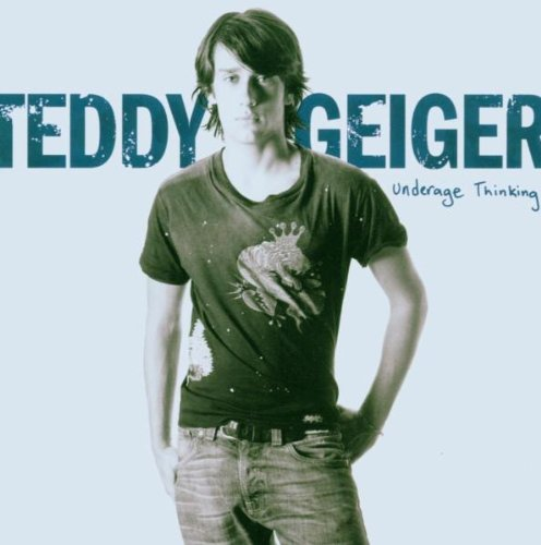 Teddy Geiger Seven Days Without You cover art