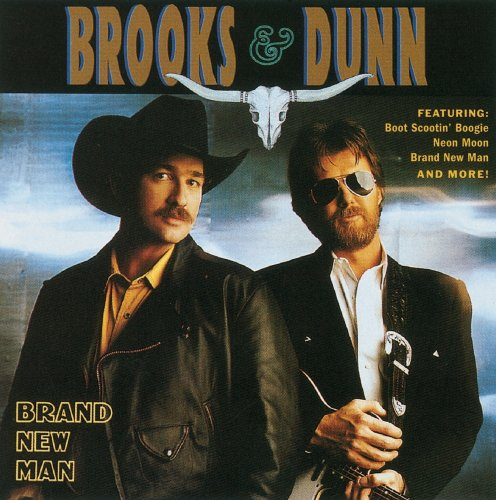 Brooks & Dunn Brand New Man cover art