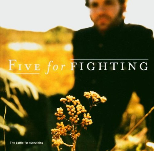 Five For Fighting Nobody cover art