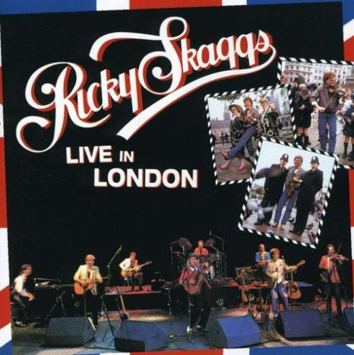Ricky Skaggs Cajun Moon cover art