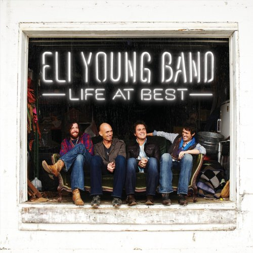 Eli Young Band Even If It Breaks Your Heart cover art