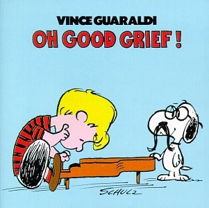 Vince Guaraldi You're In Love, Charlie Brown cover art