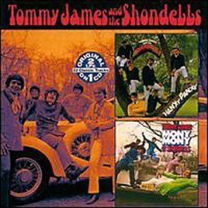 Tommy James And The Shondells Mony, Mony cover art