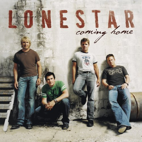 Lonestar You're Like Comin' Home cover art