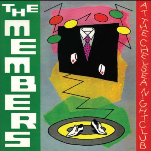 The Members The Sound Of The Suburbs cover art