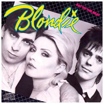 Blondie Union City Blue cover art