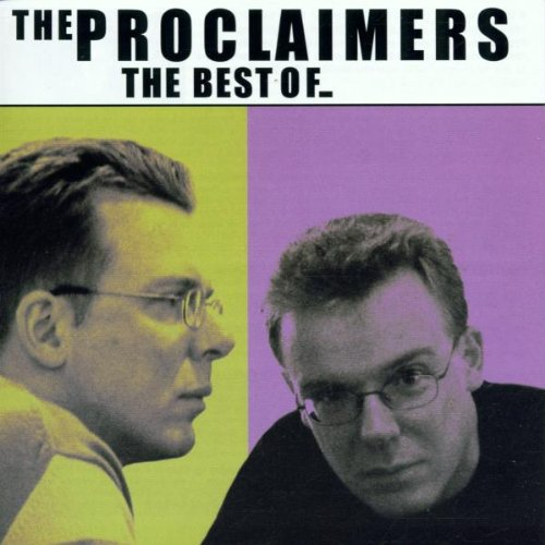 The Proclaimers Ghost Of Love cover art