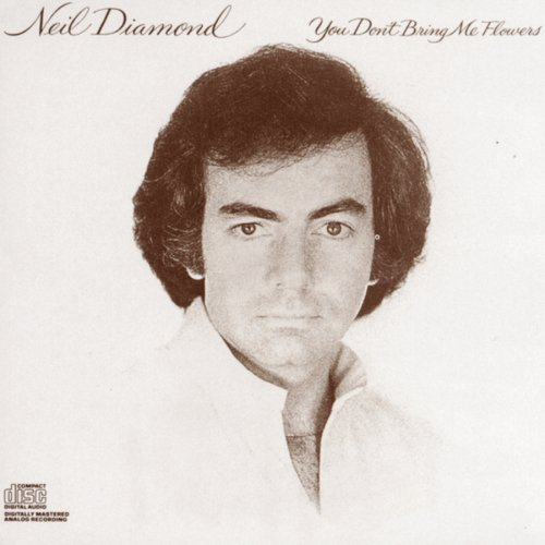 Neil Diamond Say Maybe cover art
