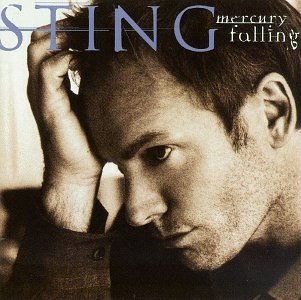 Sting I Was Brought To My Senses cover art