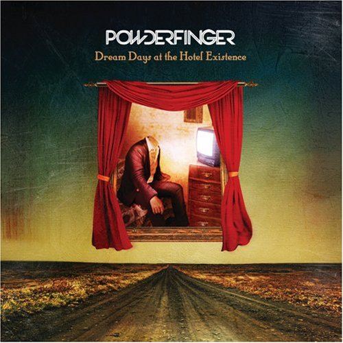 Powderfinger Lost And Running cover art