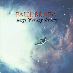 Paul Brady Dancer In The Fire cover art