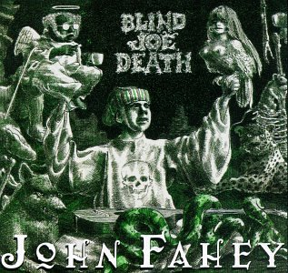 John Fahey On The Sunny Side Of The Ocean cover art