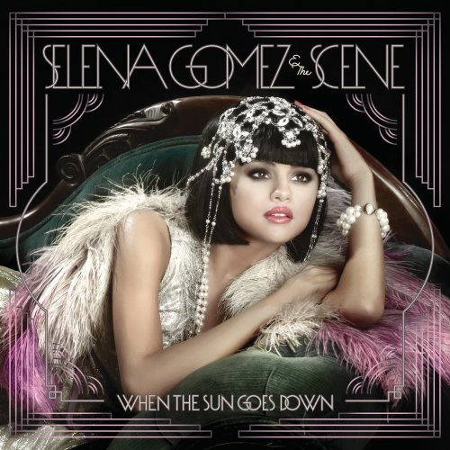 Selena Gomez When The Sun Goes Down cover art