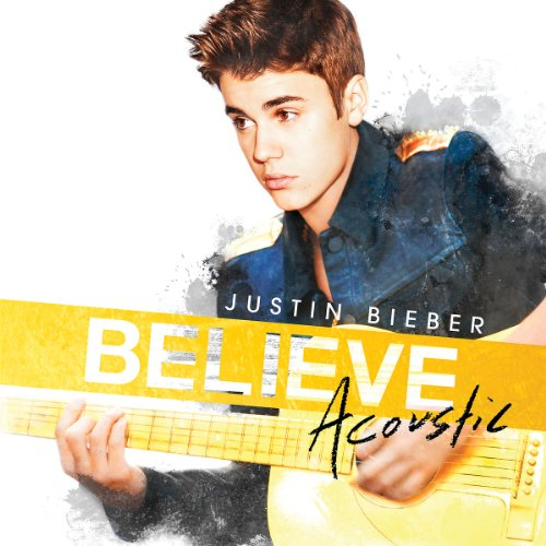 Justin Bieber Nothing Like Us cover art