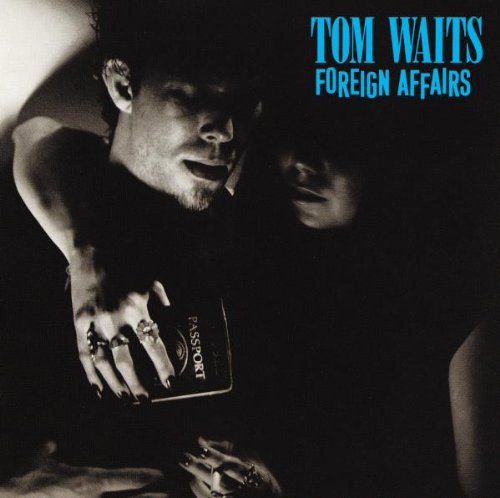 Tom Waits I Never Talk To Strangers cover art
