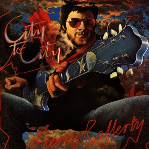 Gerry Rafferty Baker Street cover art