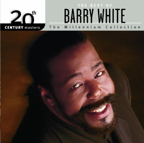 Barry White Can't Get Enough Of Your Love Babe cover art
