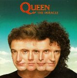 The Miracle sheet music by Queen