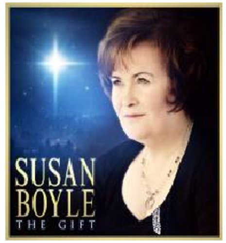 Susan Boyle The First Noel cover art
