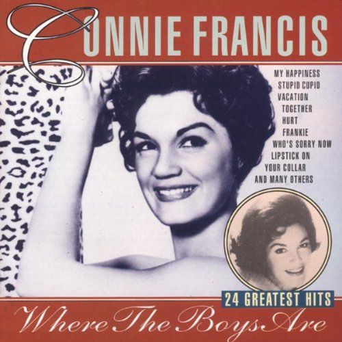 Connie Francis Ev'rybody's Somebody's Fool (Everybody's Somebody's Fool) cover art