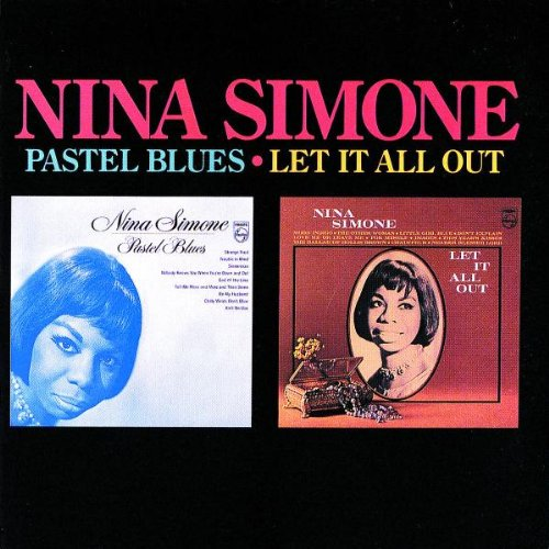 Nina Simone Don't Explain cover art