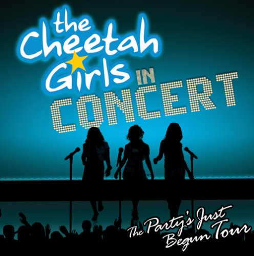 The Cheetah Girls The Party's Just Begun cover art
