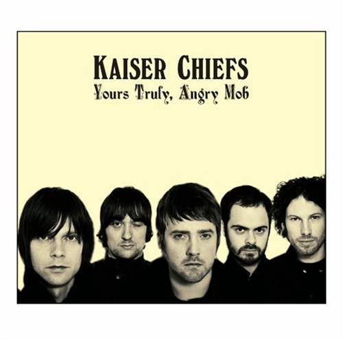 Kaiser Chiefs Everything Is Average Nowadays cover art