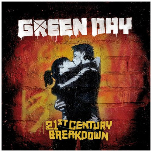 Green Day 21 Guns cover art