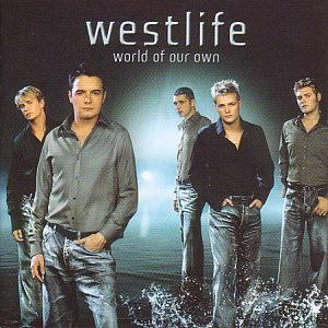 Westlife Evergreen cover art