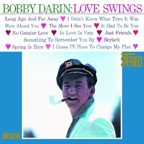 Bobby Darin In Love In Vain cover art